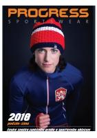 Katalog Progress podzim / zima 2018