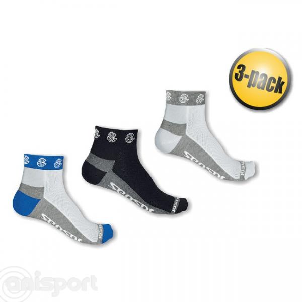 Ponožky RUČIČKY 3-pack