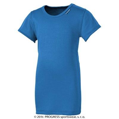 Dětské funkční tričko s krátkým rukávem