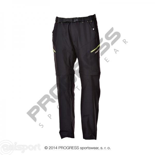 CRYSTAL pánské outdoorové odepínací kalhoty