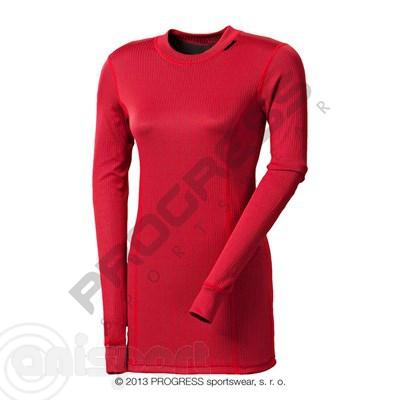 MS NDRZ dámské funkční tričko s dlouhým rukávem