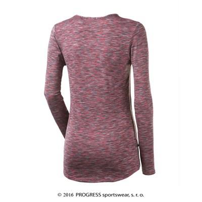 LOCA dámské triko s dlouhým rukávem