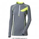 FALCONIA sportovní pulovr se zipem